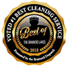 2018 Voted #1 best of Carpet Cleaning