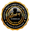 2019 Voted #1 best of Carpet Cleaning